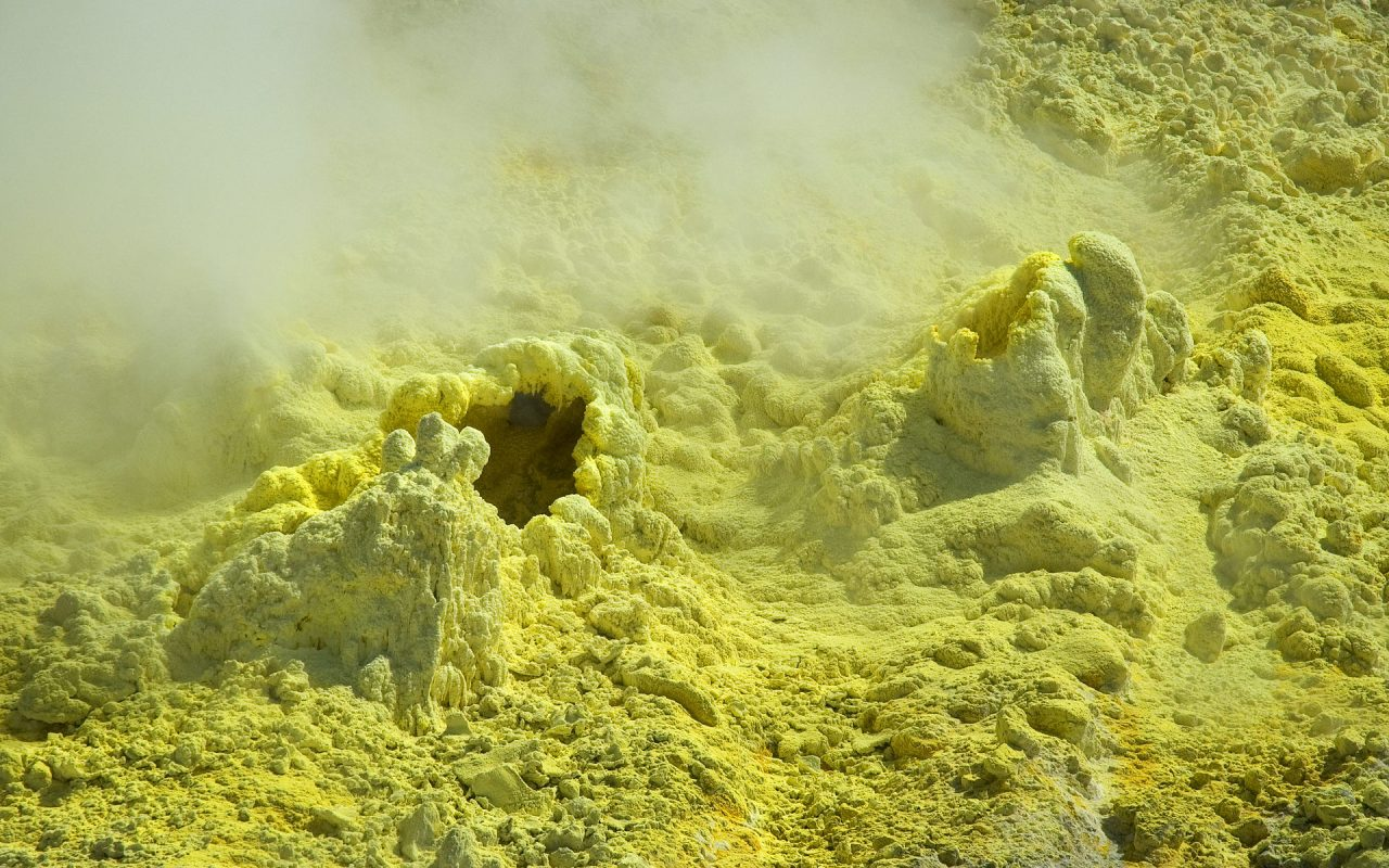 Sulfur – the key to fighting various skin problems